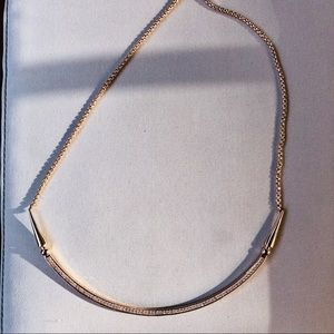 Kendra Scott Rose Gold Expandable Necklace